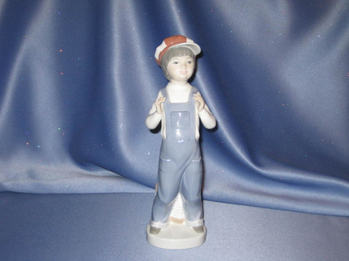 """The """"Boy From Madrid"""" Figurine by Lladro."""