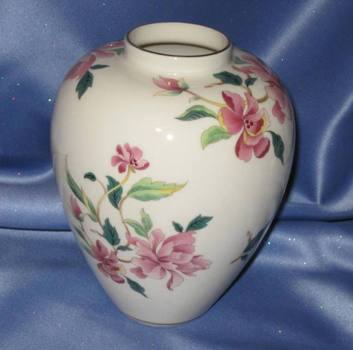 Floral Barrington Collection Vase by Lenox.