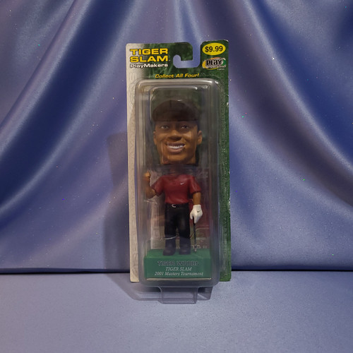 Tiger Woods Tiger Slam Bobblehead by PlayMakers.