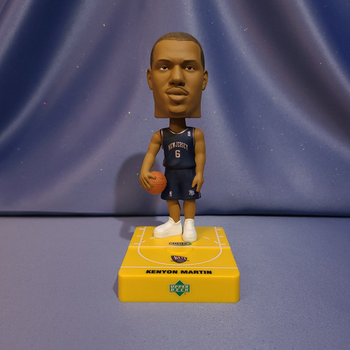 Upper Deck Limited Kenyon Martin Bobblehead by Play Makers.