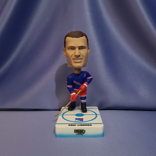 Upper Deck Limited Eric Lindros Bobblehead by Play Makers.