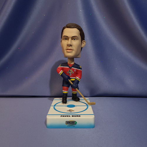 Upper Deck Limited Pavel Bure Bobblehead by Play Makers.