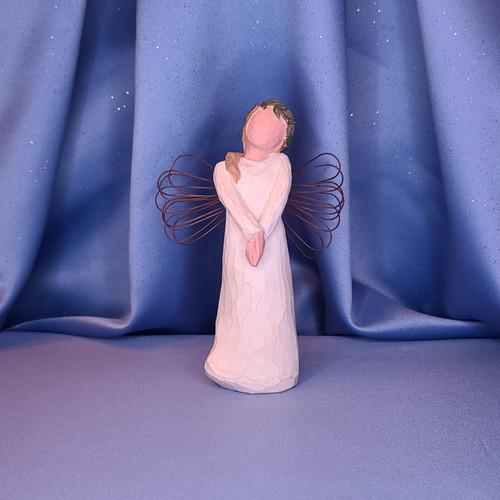 "Willow Tree ""Celebrate"" Angel Figurine by Demdaco"