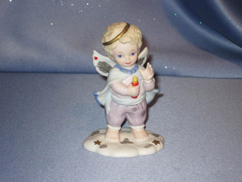 Guiding Light Angel Figurine by Bronson Collectibles.