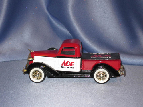 Ace Hardware 1936 Dodge Pickup Truck Bank by SpecCast.