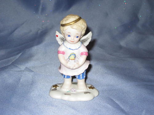 Heavenly Fragrance Angel Figurine by Bronson Collectibles.