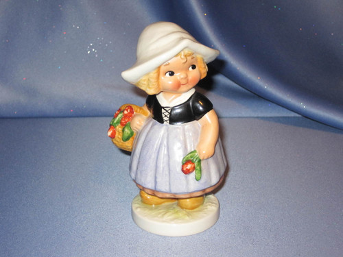 Dolly Dingle in Holland Figurine by Goebel.