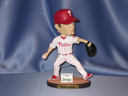 Phillies Brad Lidge Bobblehead Figurine.