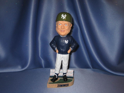 Forever Collectible Don Zimmer Bobblehead - 386 of 5000.