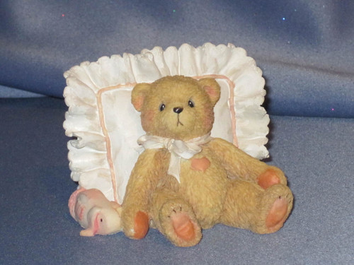 """Cherished Teddies Mandy """"I Love You Just The Way You Are"""" W/Comp Box."""