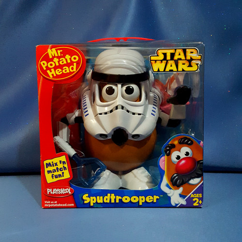 Star Wars - Spudtrooper - Mr. Potato Head by Playskool / Hasbro.