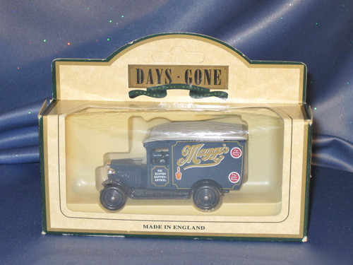 1934 Maggi's Delivery Truck Models of Days Gone by Lledo.