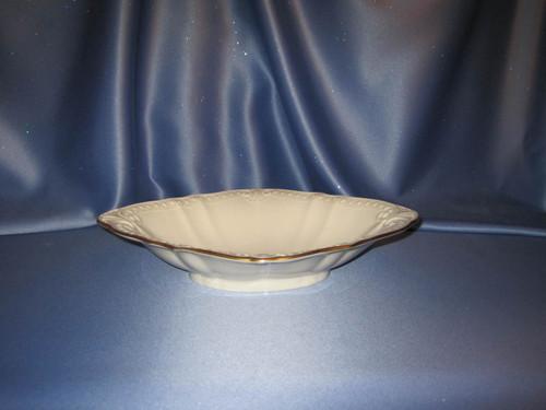 Chadwick Centerpiece Dish with 24K Trim by Lenox.