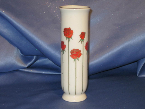 Rose Bud Vase by Otagiri.