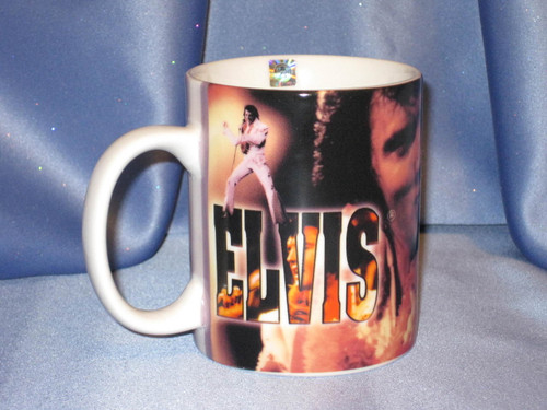 Elvis Presley - Aloha Mug.