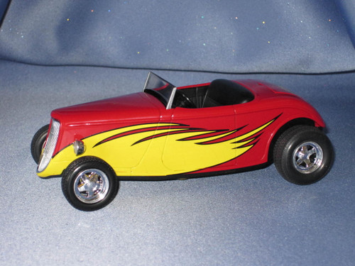 1934 Ford Roadster Street Rod - JC Penney - Coin Bank by SpecCast.