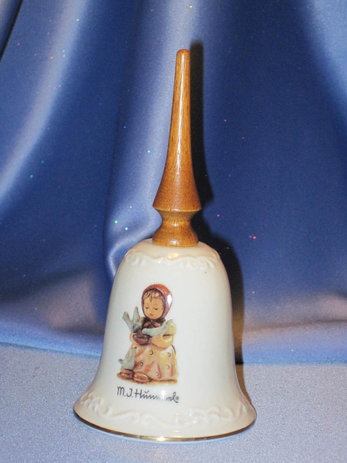Cinderella Bell by M. I. Hummel.