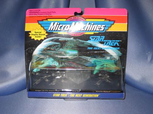Star Trek - The Next Generation - Micro Machines Collection.