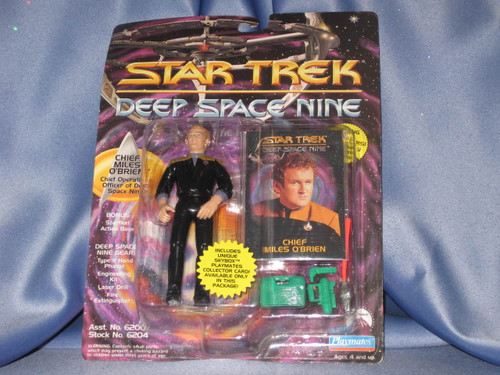 Star Trek - Deep Space Nine - Chief Miles O'brien.