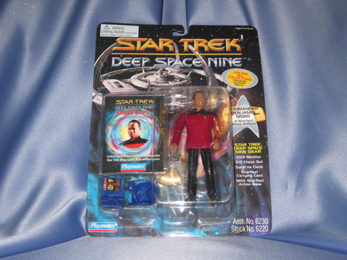 Star Trek - Deep Space Nine - Commander Benjamin Sisko in Starfleet.