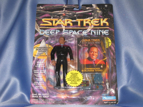 Star Trek - Deep Space Nine - Commander Benjamin Sisko.