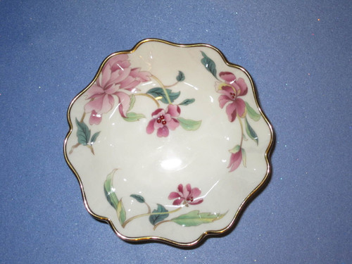 Barrington Collection Small Fluted Bowl by Lenox.