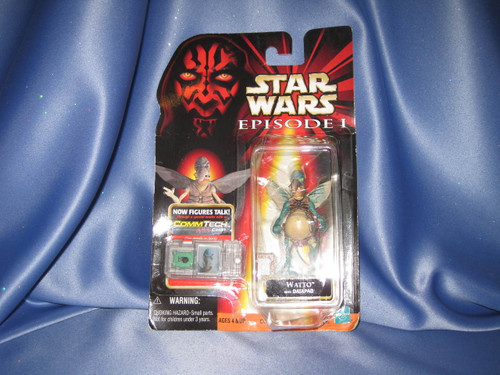 Star Wars The Phantom Menace Episode I  Watto Action Figure by Hasbro.