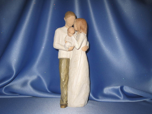 """Willow Tree """"Our Gift"""" Figurine."""