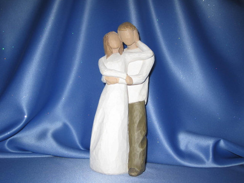 """Willow Tree """"Together"""" Figurine."""