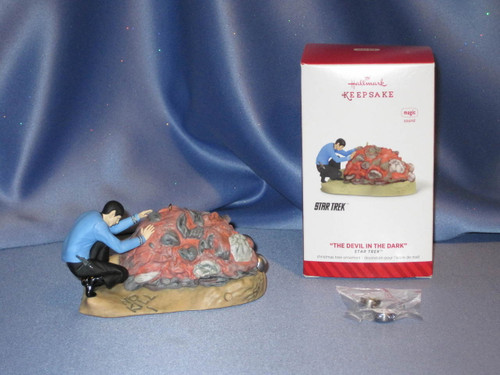 "Star Trek ""The Devil In The Dark"" Ornament."