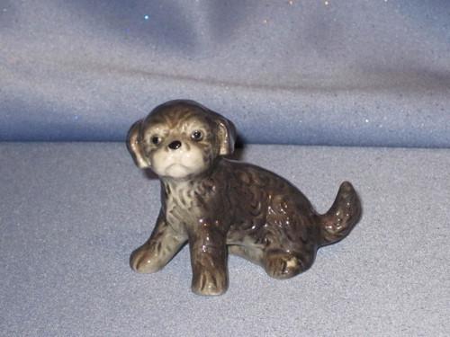 Terrier Puppy Figurine by Goebel W/Comp Box.