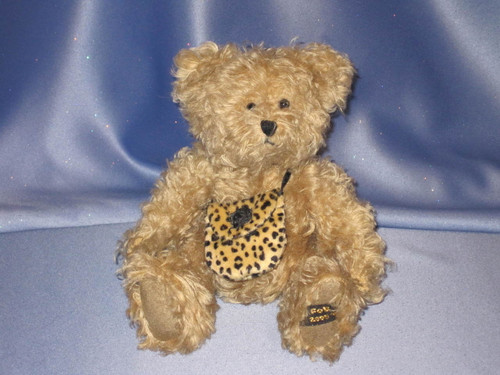 "Mohair Series Teddy Bear ""Lynnette"" by Boyds."