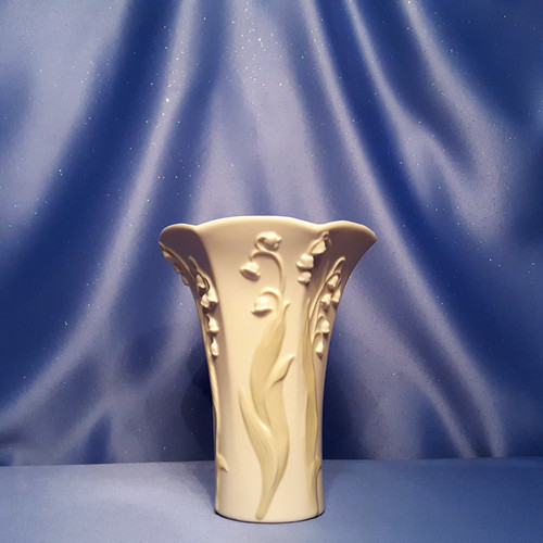 Lily of the Valley Vase from the Floral Blossoms Collection by Lenox.