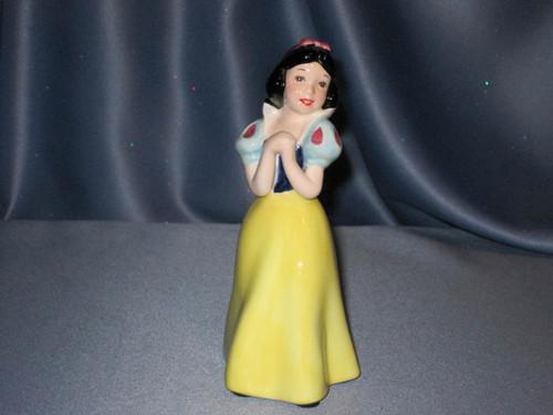 Snow White Porcelain Figurine by Disney.