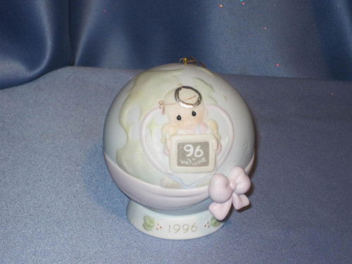 "Precious Moments ""Peace on Earth...Anyway"" by Enesco W/Box."