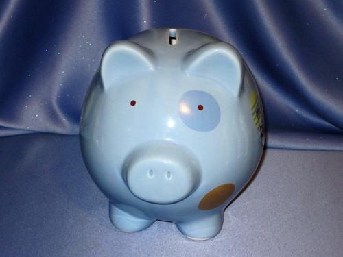 My First Piggy Bank.