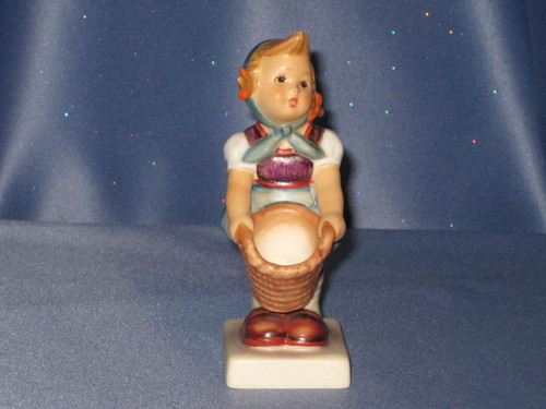Goebel - M.I. Hummel - Little Helper Figurine.