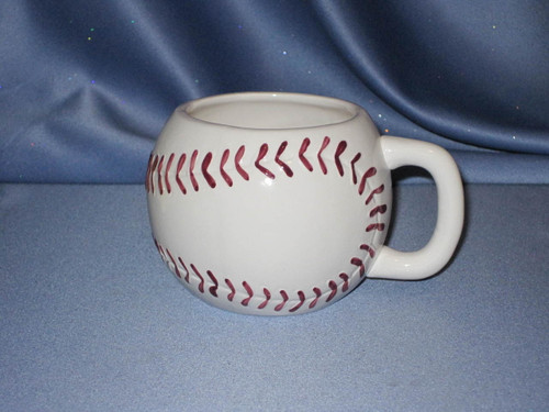 Baseball Drinking Mug by Sportcup LTD W/Comp Box.