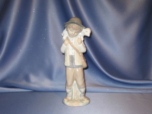Little Boy Blue Figurine by Zaphir.