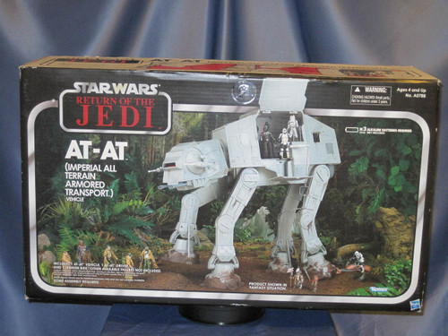 Star Wars Return of the Jedi AT-AT by Hasbro.