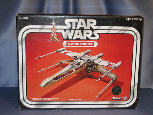 Star Wars X-Wing Fighter - Vintage Collection Hasbro.
