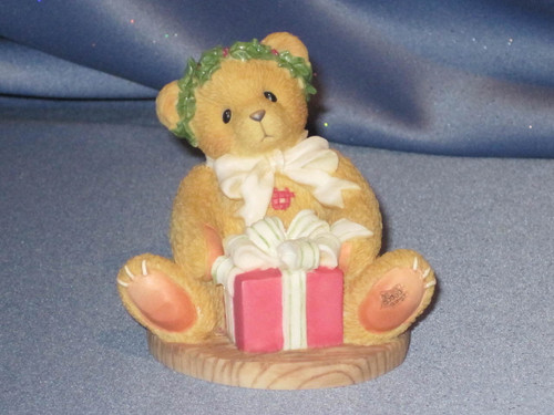 "Cherished Teddies ""Margy"" Figurine W/Box."
