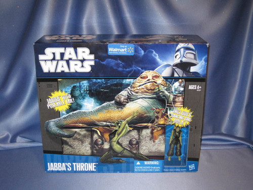 Star Wars - Jabba's Throne by Hasbro.