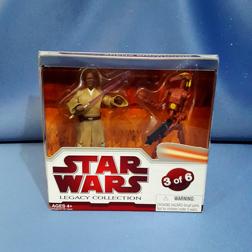 Star Wars - Legacy Collection - Mace Windu - 3 of 6