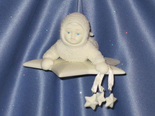"""Snowbabies """"Gathering Stars In The Sky"""" Ornament."""
