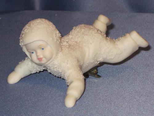 "Snowbabies ""Lite-Up"" - Clip-On Ornament W/Box."