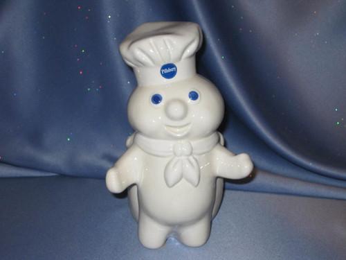 Pillsbury Doughboy Utensil Holder.