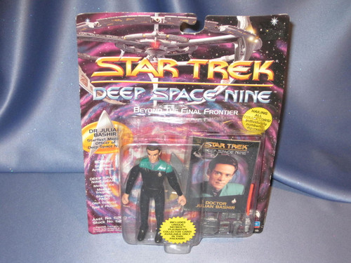 Star Trek - Deep Space Nine - Dr. Julian Bashir by Playmates.