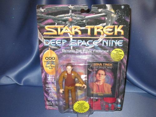 Star Trek - Deep Space Nine - Odo by Playmates.