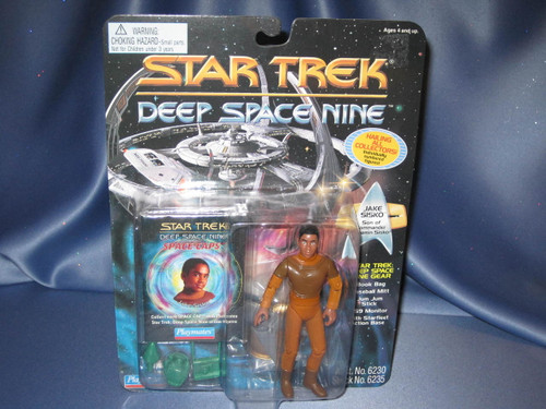 Star Trek - Deep Space Nine - Jake Sisko by Playmates.